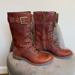 Women's Timberland Savin Hill Mid Boots Size 6.5